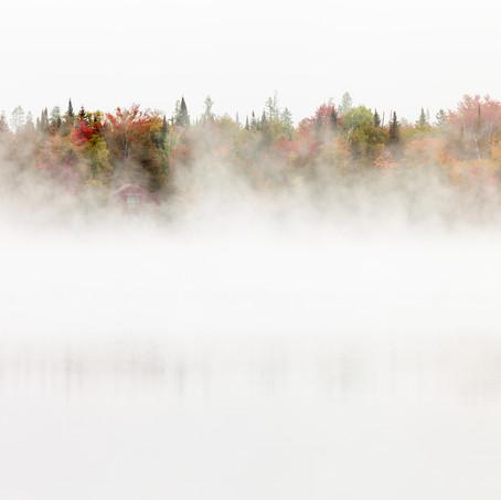 The House by the Lake, Lake Harris, Adirondacks, USA