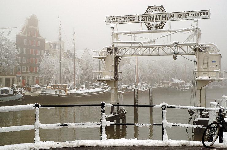 Dok Straatman, Kuipershaven, Dordrecht.j
