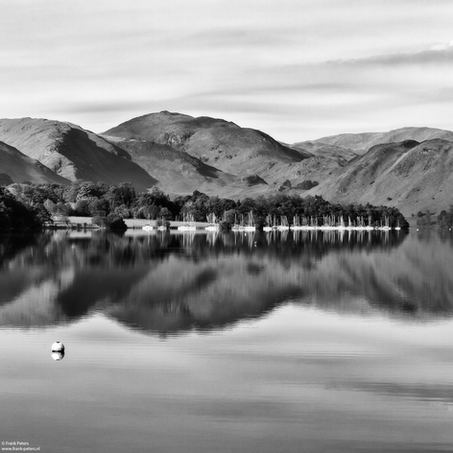 English Reflection, Ullswater, Lake District, England, 2013