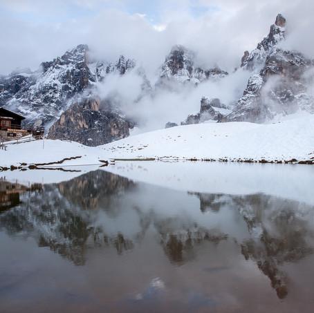 Reveiled, Baita Segantini, Pale di San Martino, Dolomites, Italy