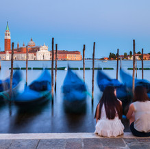 De Drie Dames, Venetië, Italië