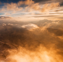 Steam, Lagazuoi, Dolomites, Italy