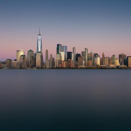 Skyline, Manhattan, New York, USA