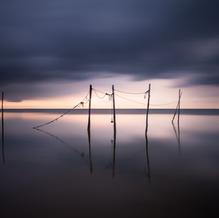 Fishing Light, Afsluitdijk, Noord-Holland, The Netherlands, 2018