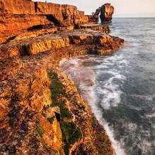 Pulpit Rock, Portland, Jurassic Coast, England