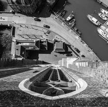 From Above, Grote Kerk, Dordrecht, The Netherlands, 2017