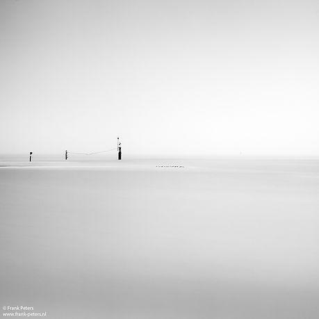Minimalisme, Landschapsfotografie, Pier Breskens