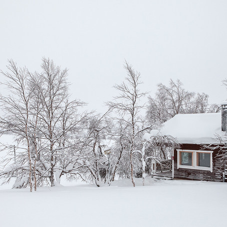 House with a View, Lapland, Finland