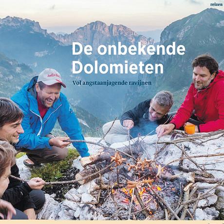 Onbekende Dolomieten, Trouw Magazine