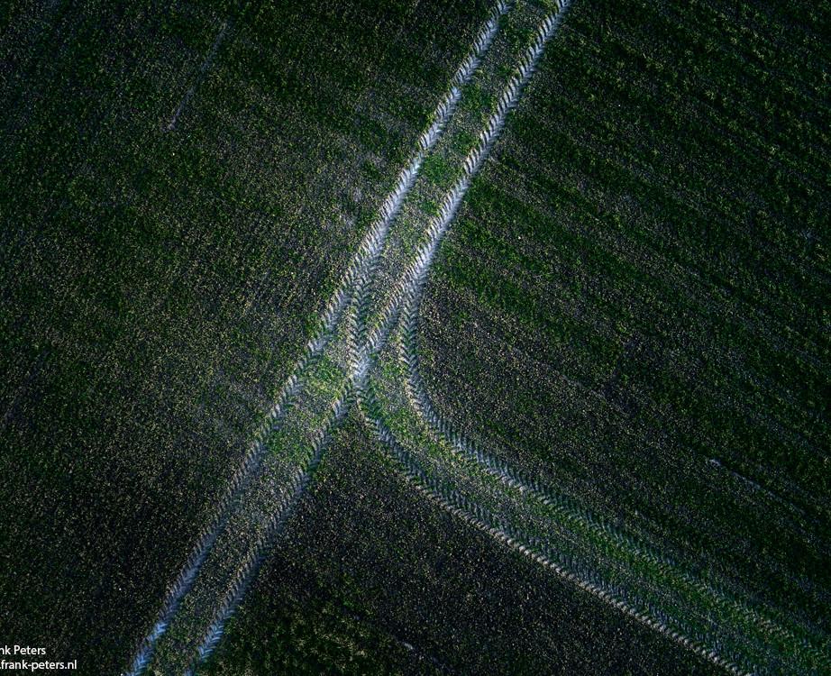 Zeeland from above, Rural