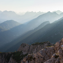 Misty Mountains, Bellunese Dolomites, Belluno, Italy