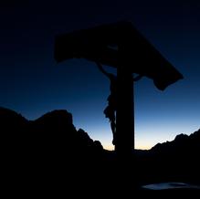 There was Light, Tre Cime di Lavaredo, Dolomites, Italy
