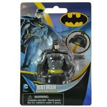 Batman 3D Molded Eraser on Card