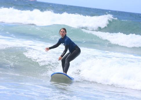 Surf school in Milfontes, Alentejo