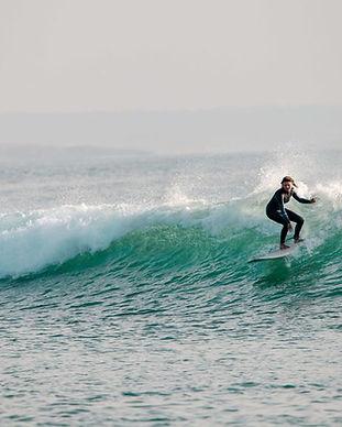 Surf guidance with Alentejo Surf Camp