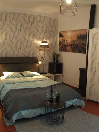 Spacy, light and comfortable Master Double Room