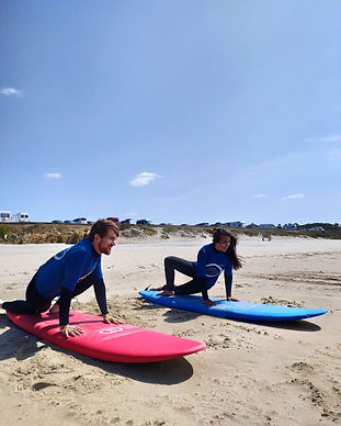 Private surf lessons in Milfontes & Port