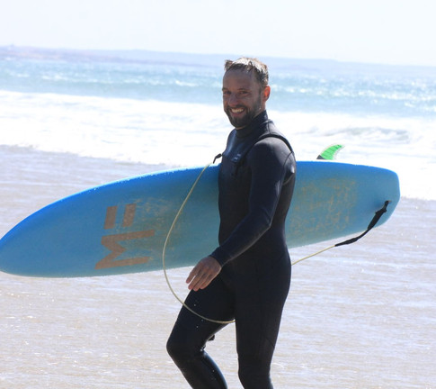 Surf guiding to be sure you know all best surf spots around