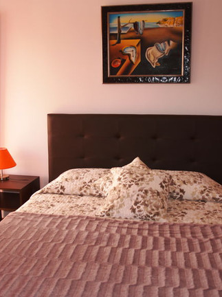 Comfortable rooms for couples and famili