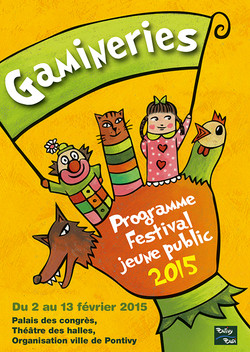 Programme Gamineries 2015