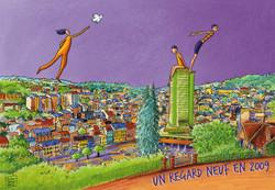 Vœux Ville de Tulle 2009