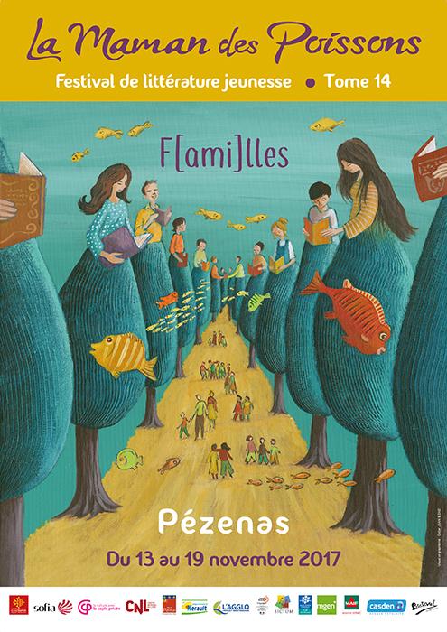 Affiche Maman des Poissons 2017
