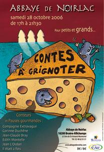 Festival de contes Noirlac 2006