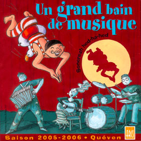 Programme Les Arcs Queven 2005