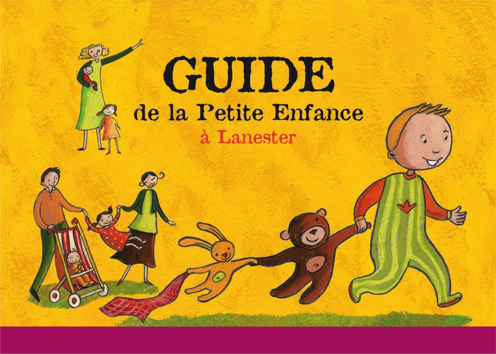 Guide petite enfance Lanester 2009