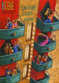 Programme saison Cognac 2006