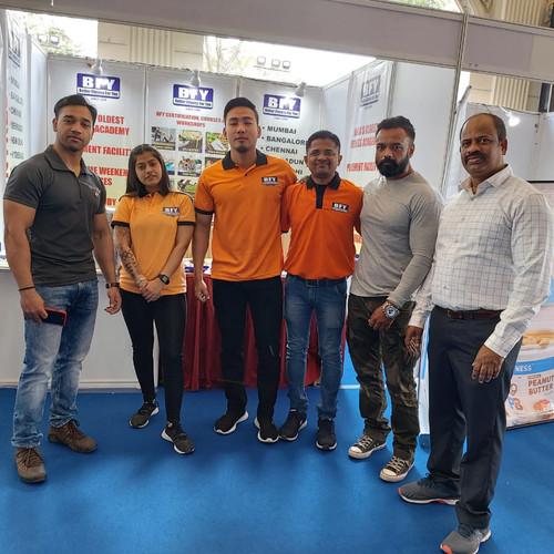 Naresh Surya Classic Fitness Expo Hyderabad - 2020