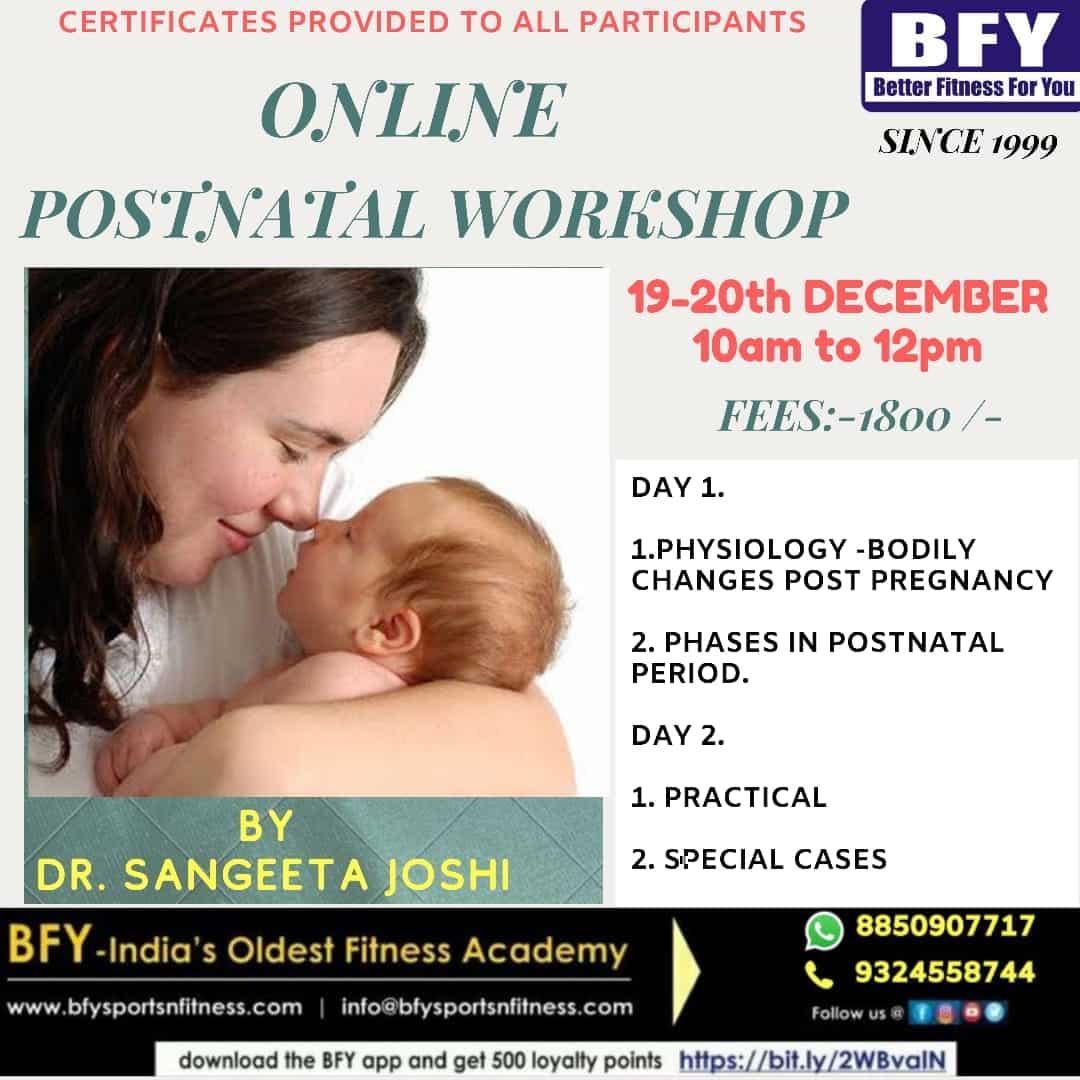 Postnatal Workshop