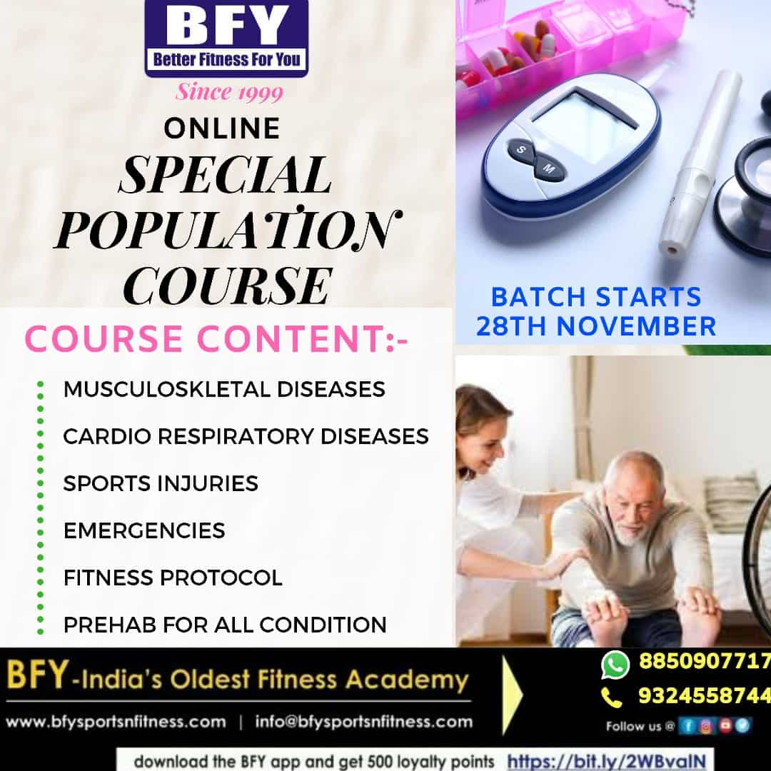 Special Population Course