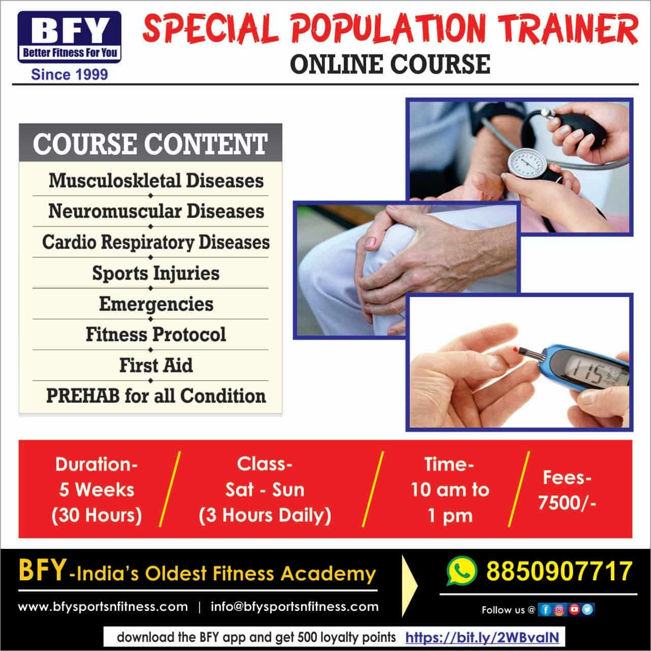 special population trainer