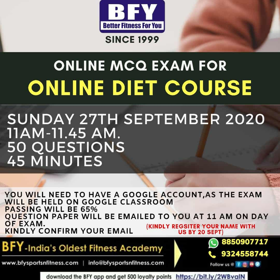 online diet course