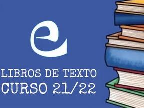 Publicados los libros de texto para el curso 2021-2022