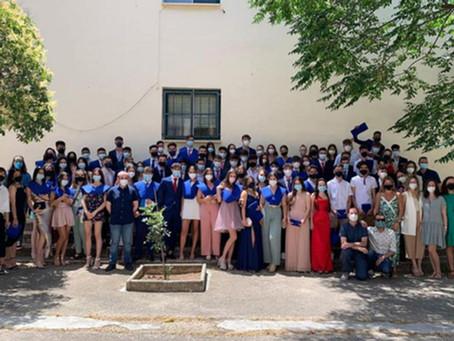 Se celebraron las Graduaciones del curso 2020-2021