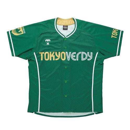[即納]TVB 2021レプリカユニフォームシャツ グリーン