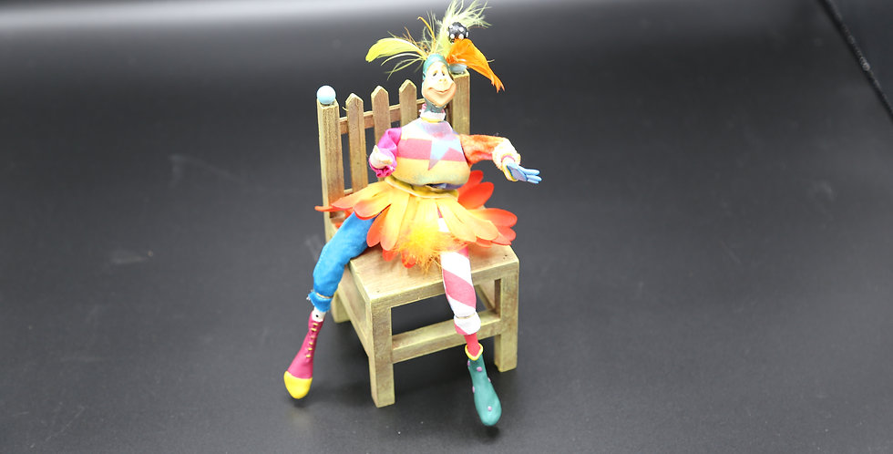 Cirque du Soleil Lano KC Figurine 2005