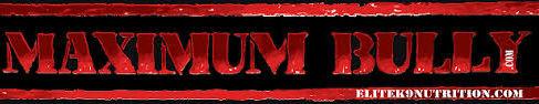 Maximum Bully Feed Logo