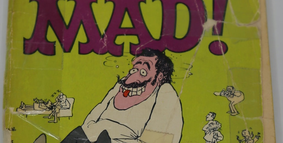 Mad about Mad Paperback