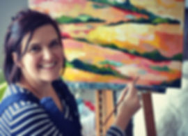 Commissioned Art Susan Bence