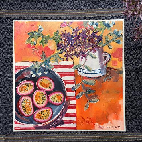 The wonderful everyday : Passion fruit