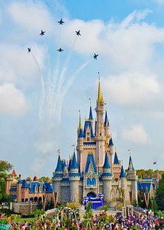 Disneyworld, FLA