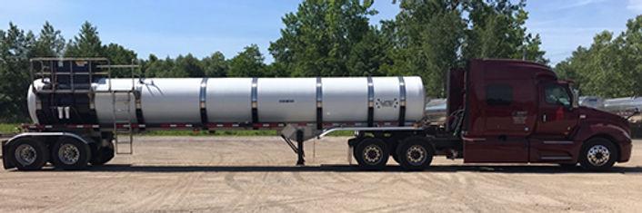 Detrex Chemicals - Hydrochloric Acid, Fleet Truck