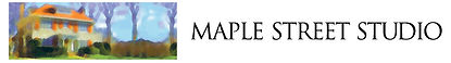 Maple Street Studio Logo