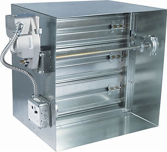 Pro Air Solutions Fire Damper inspection and repair