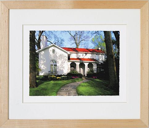 Maple Street Studio Natural Frame