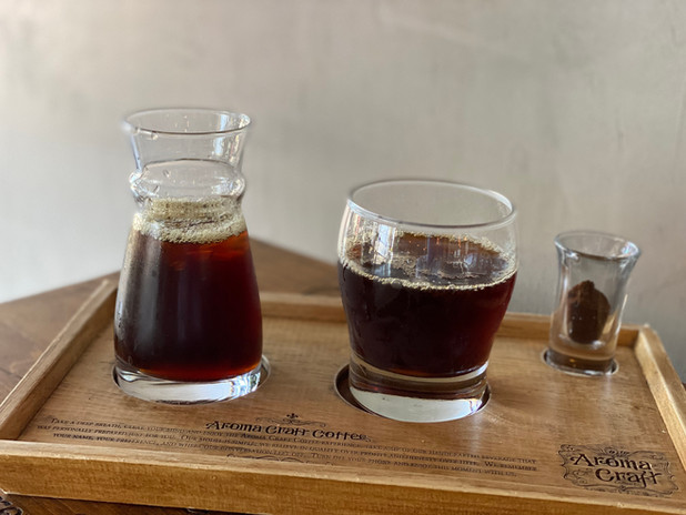 Iced Pour Over