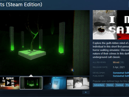 Are We Even Making Horror Games?